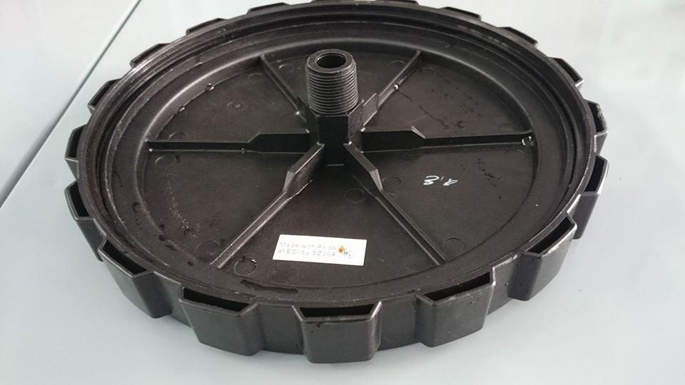 hình ảnh đĩa sủi khí oxy EDI